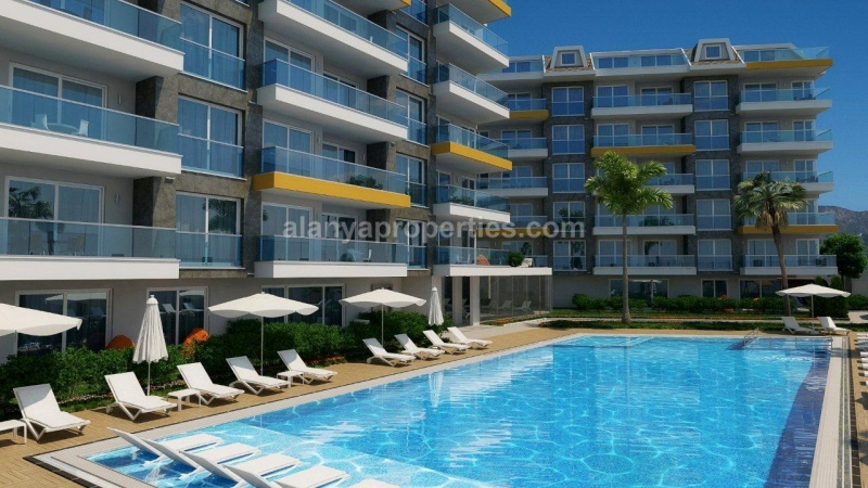 <b>AL-494 - Rooms :</b> 2 | <b>Bedrooms :</b> 1 | <b>Living Space :</b> 66m&#178; | <b>Year:</b> 2015 | <b>Price :</b>&euro; 68.000