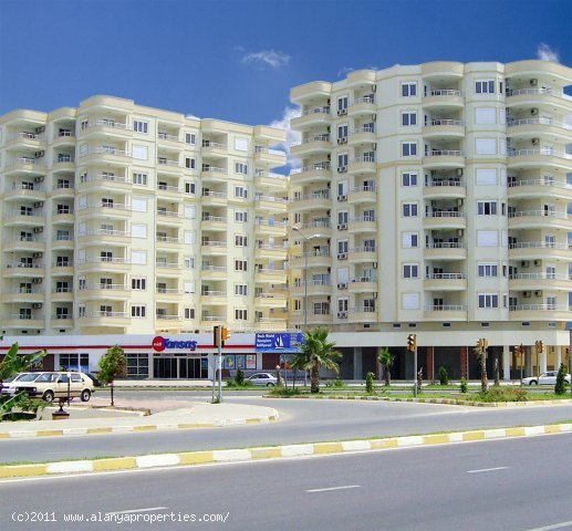 Safran Residence - Seafront property in Tosmur