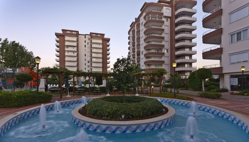 ... Prestige Residence   Luxury Apartments In Tosmur, Alanya, Turkey ...