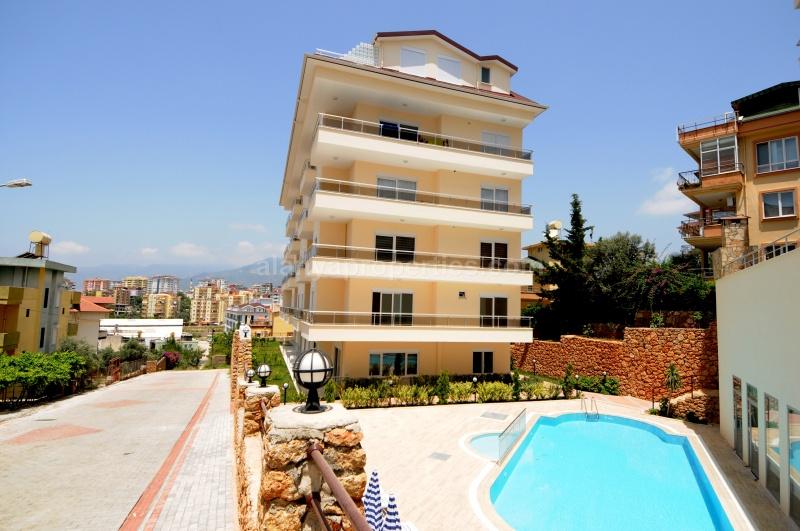 <b>AL-413 - Rooms :</b> 2 | <b>Bedrooms :</b> 1 | <b>Living Space :</b> 51m&#178; | <b>Year:</b> 2013 | <b>Price :</b>&euro; 55,000