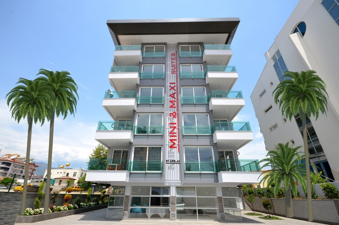 Nouveaux appartements vendre oba alanya - Appartement a vendre a amsterdam ...