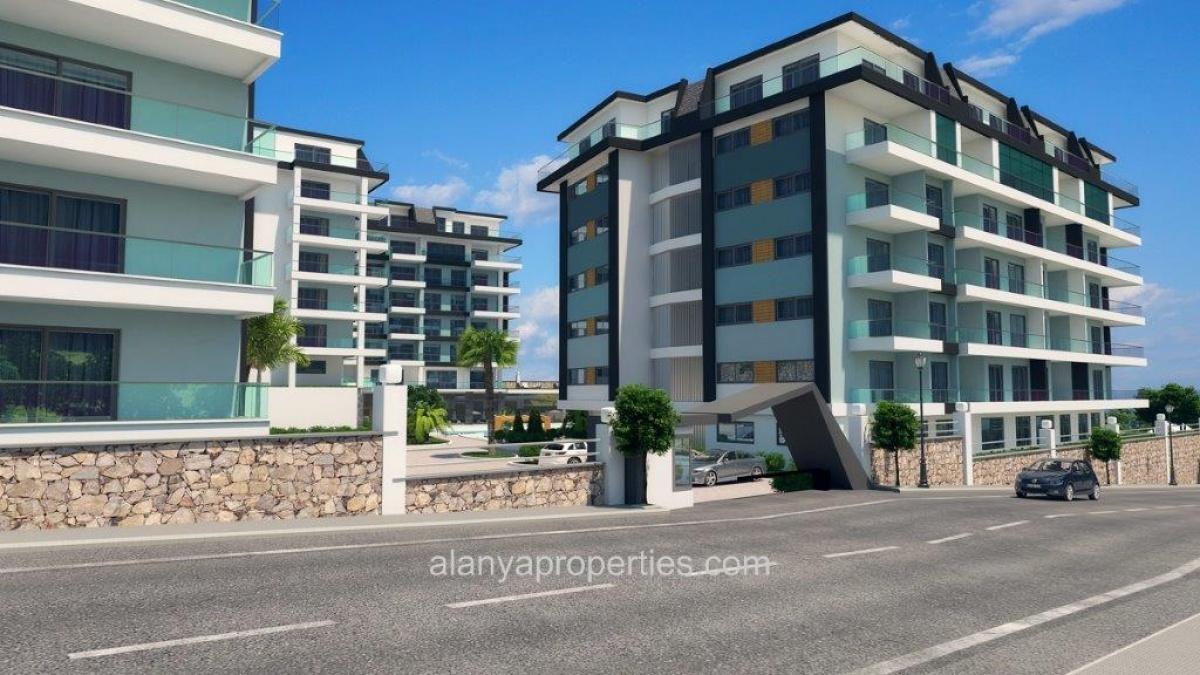 Nouveaux appartements vendre kargicak alanya - Appartement a vendre a amsterdam ...