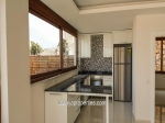 Luxury fully furnished 3+1 villa for sale with amazing sea view in Kargicak, Alanya