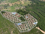 Luxury villas with seaview in Incekum