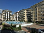 Apartments in 100 m.from the sea in a luxury complex in Kestel