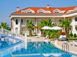 Luxury villas and apartments with a golf fields in Belek