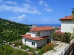 Luxury Villa for sale in Kargicak, Alanya with mountain and sea view