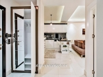 New exclusive apartments for sale in Alanya with sea view in Tosmur, Alanya