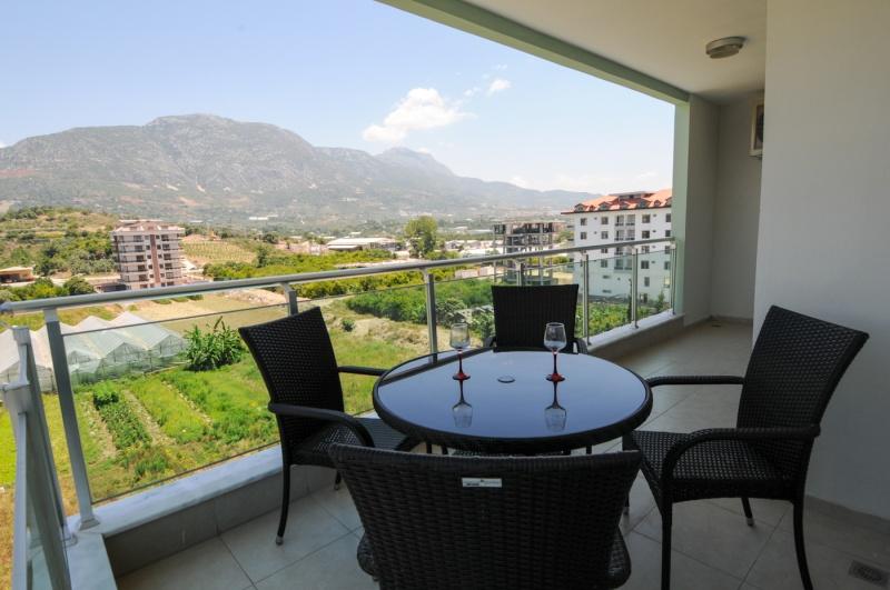 Volledig gemeubileerd penthouse in colours apartments in kestel alanya properties - Volledig gemeubileerd ...