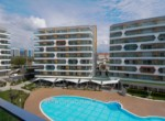 Emerald Park 1+1 apartment for sale fully furnished, immobilien in alanya, wohnungen zu verkaufen in alanya (11)