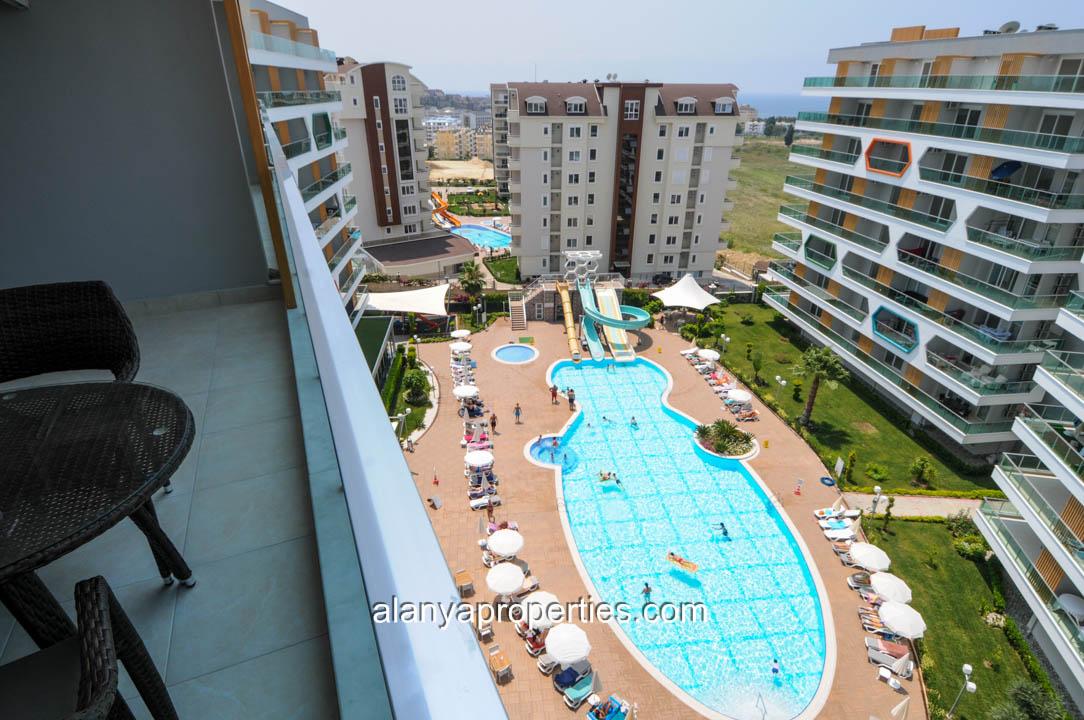 Emerald Park - Luxueus 5* Complex in Avsallar, Alanya