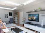 Modern apartments for sale in alanya, alanayaproperties, properties in alanya, (5)