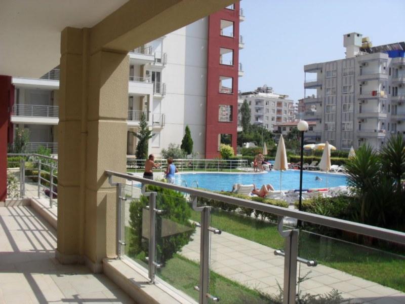 Appartementen te koop in Groot Complex in Mahmutlar, Alanya