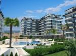 modern new apartments for sale in kargicak, alanya, wohnungen zu verkaufen in alanya (18)