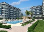 modern new apartments for sale in kargicak, alanya, wohnungen zu verkaufen in alanya (21)