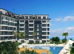 modern new apartments for sale in kargicak, alanya, wohnungen zu verkaufen in alanya (26)