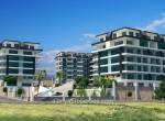 modern new apartments for sale in kargicak, alanya, wohnungen zu verkaufen in alanya (27)