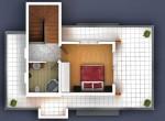 AL-486 roof floor 3D
