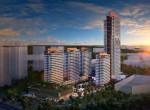 Babacan Premium apartments for sale in Istanbul, wohnzungen zu verkaufen in Istanbul (13)