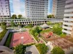 Babacan Premium apartments for sale in Istanbul, wohnzungen zu verkaufen in Istanbul (20)