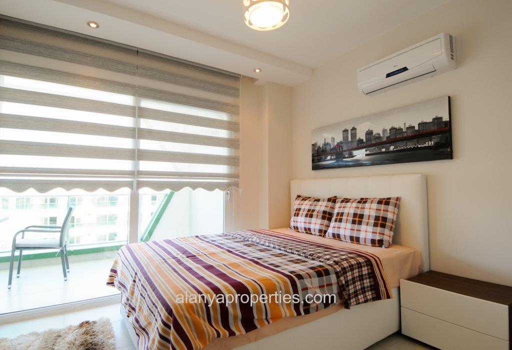 moderne 1 1 wohnung zu vermieten im emerald park avsallar alanya alanya properties. Black Bedroom Furniture Sets. Home Design Ideas