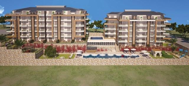 Plus Life – Nieuw complex in Kestel, Alanya – Alanya ...