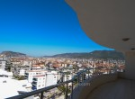 4+1 doublex penthouse for sale, tosmur, alanya,