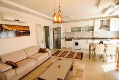 Turkuaz Residence U2013 1 Bedroom Apartment For Rent In Kestel, Alanya