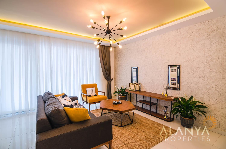 Penthouses duplex à vendre à  Alanya, Kargicak