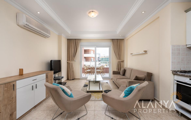 2 Schlafzimmer Wohnung Komplett Möbiliert Zu Verkaufen In Tosmur