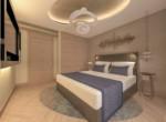 Bedroom 15m2