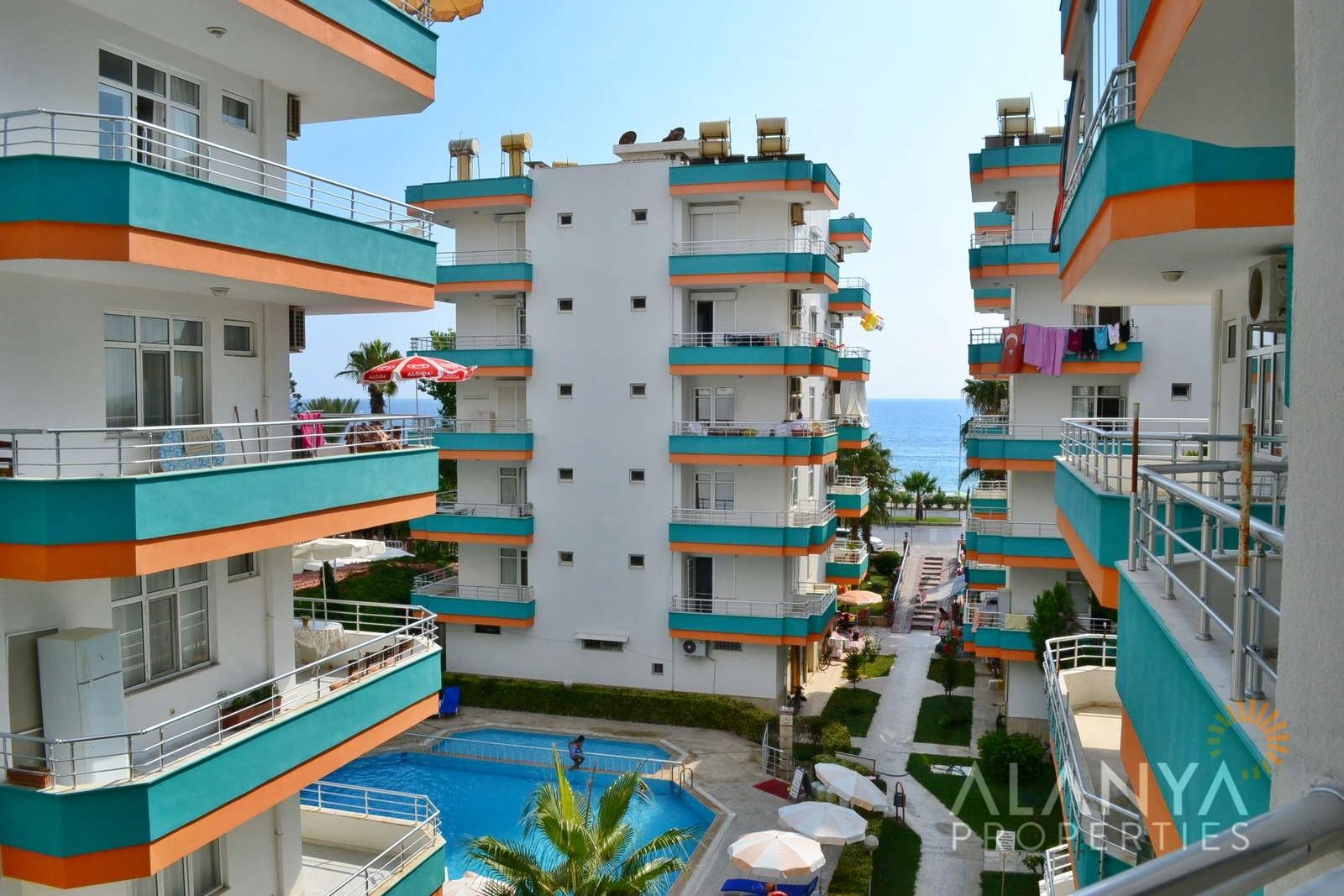 2 slaapkamer appartement te koop in Alanya, Mahmutlar