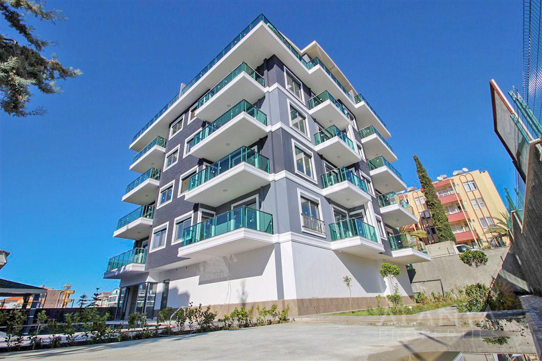 Appartementen in klein complex te koop in Avsallar / Alanya