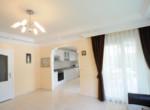 Möbilierte 2+1 Wohnung in Oba, Alanya zu verkaufen, full furnit