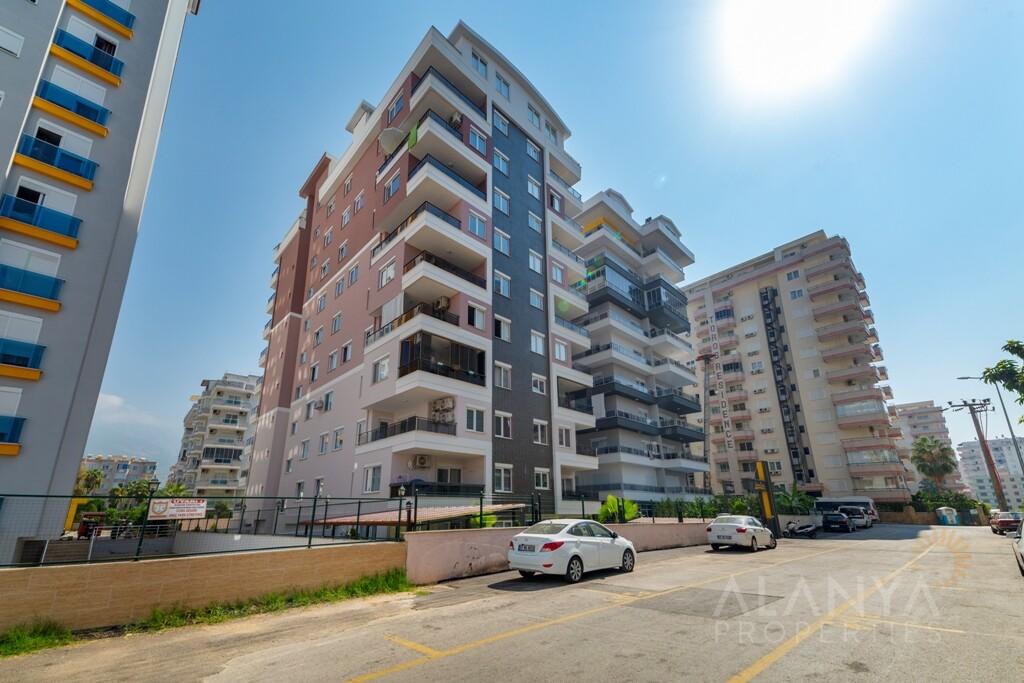 Geweldig Penthouse Appartement - gemeubileerd in het centrum van Mahmutlar, Alanya
