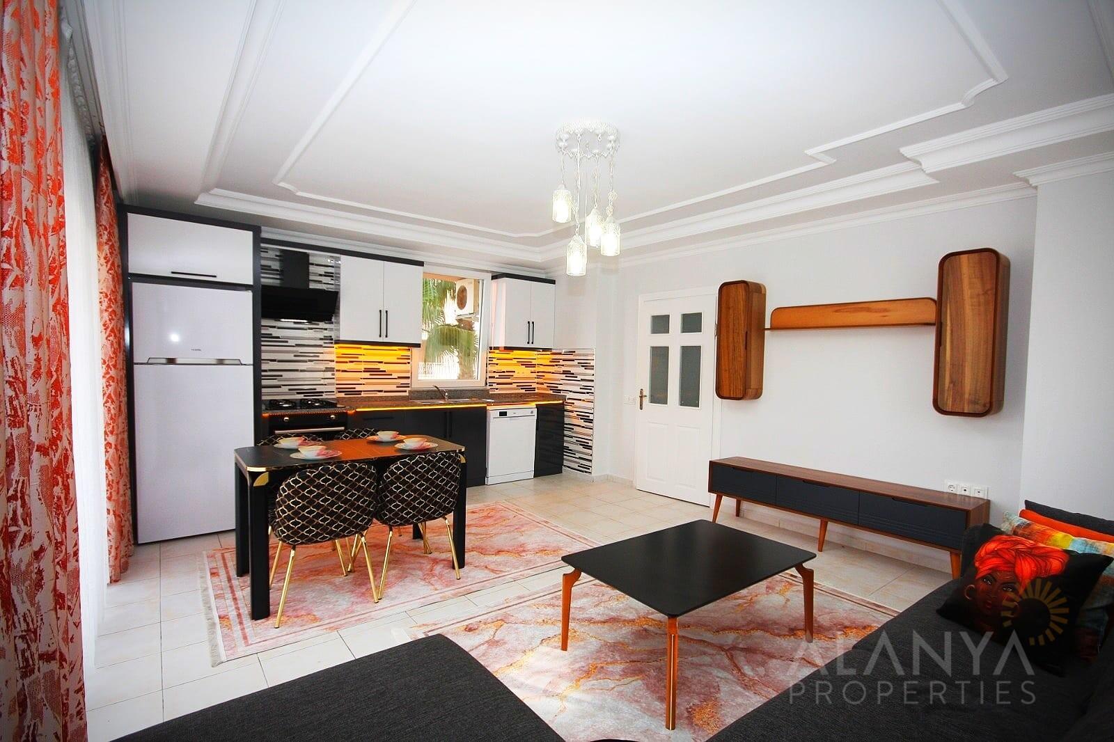 Appartement Meublé 2 Chambres à Tosmur