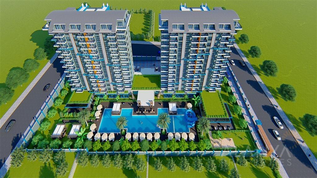 Appartements Prix Avantageux à vendre à Mahmutlar Alanya