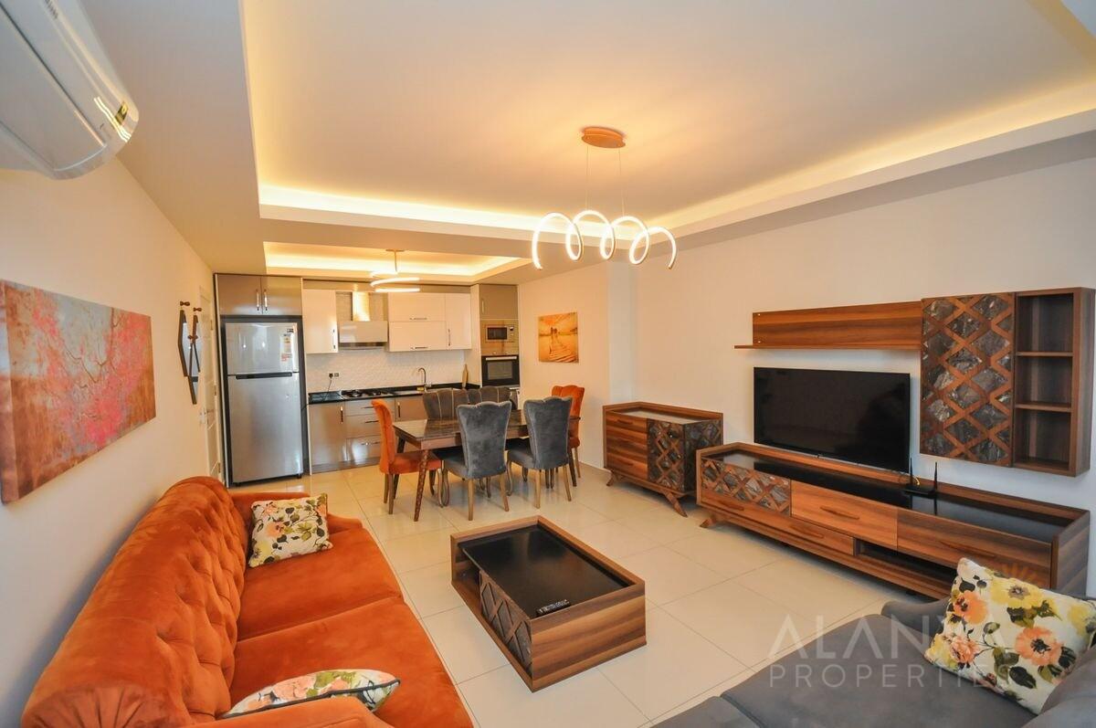 Appartement Confortable à Mahmutlar Alanya