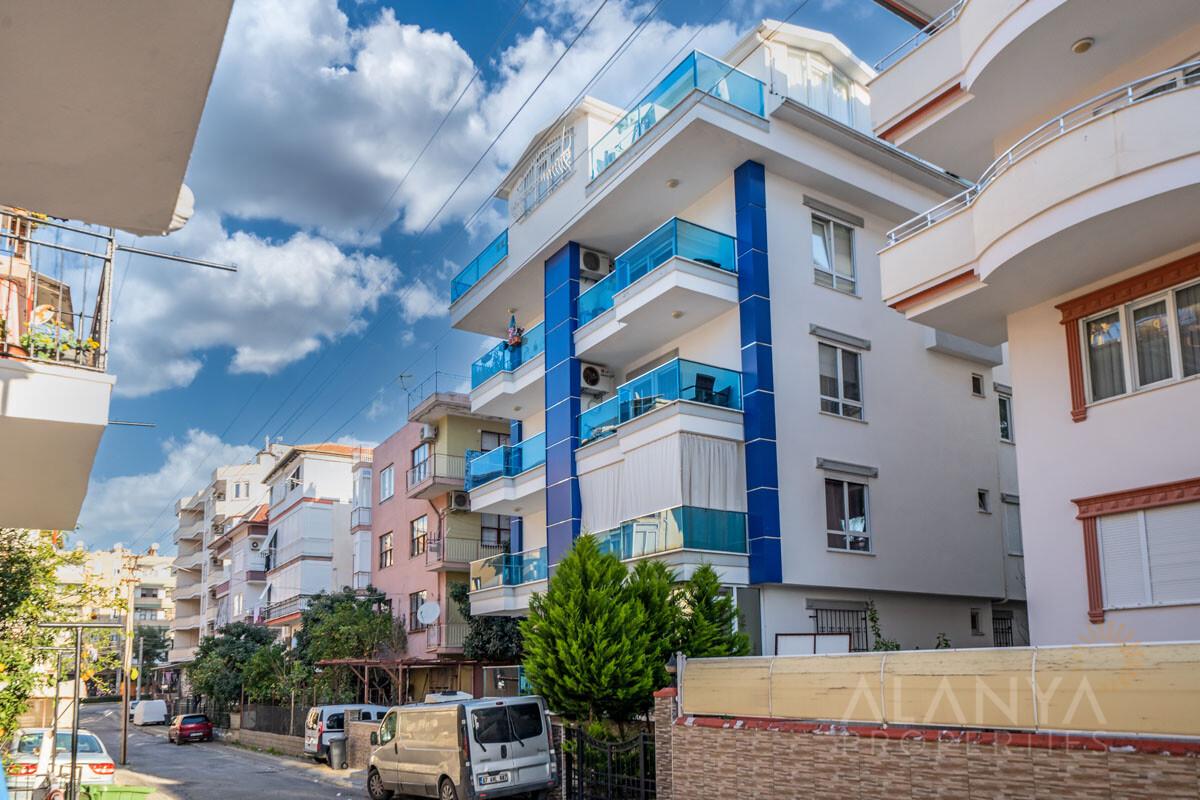 Gemeubileerd Appartement in het Centrum van Alanya