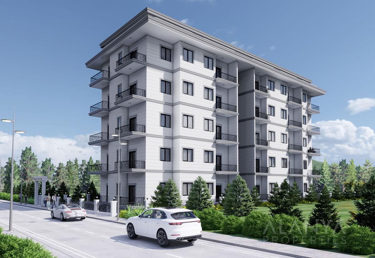 Nouveaux Appartements de Luxe à Mahmutlar / Alanya