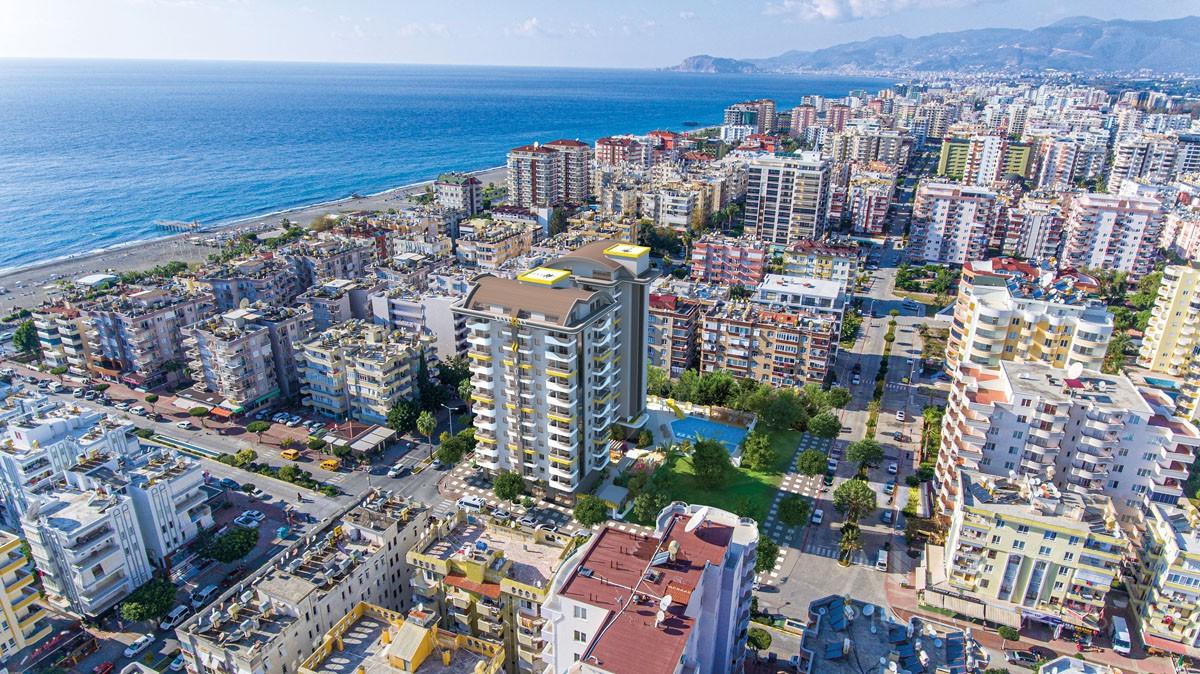 Appartements Bord de Mer à Mahmutlar / Alanya