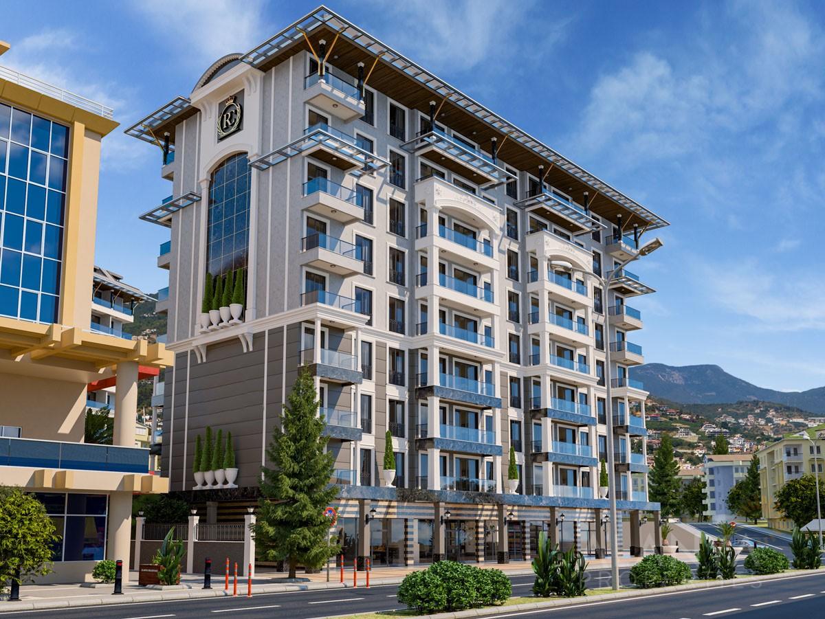 Luxe Appartementen Centrum Alanya