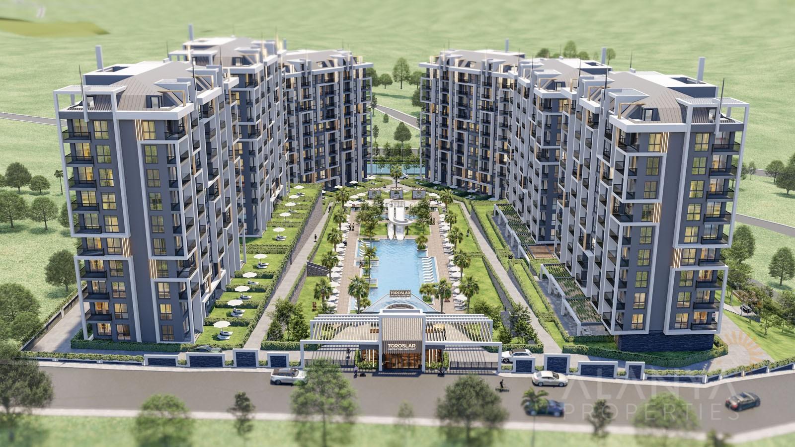 Ultramoderne Moderne Nouveau Complexe - Emerald Grand Deluxe